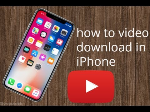 Photo of How to Download ANY Videos on iPhone/iPad from Internet? Without Jailbreak (UPDATED 2019)