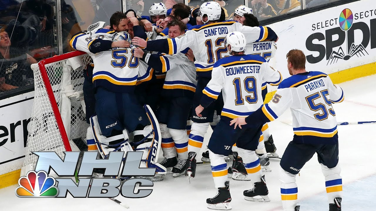 Photo of NHL Stanley Cup Final 2019: Blues vs. Bruins | Game 7 Extended Highlights | NBC Sports