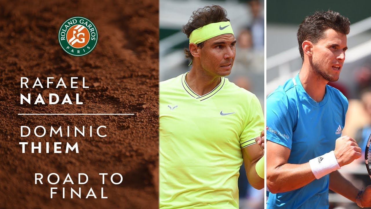 Photo of Road to Final: Rafael Nadal vs Dominic Thiem | Roland-Garros 2019