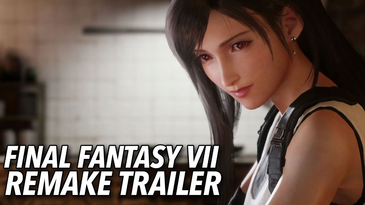 Photo of Final Fantasy VII Remake Trailer | E3 2019