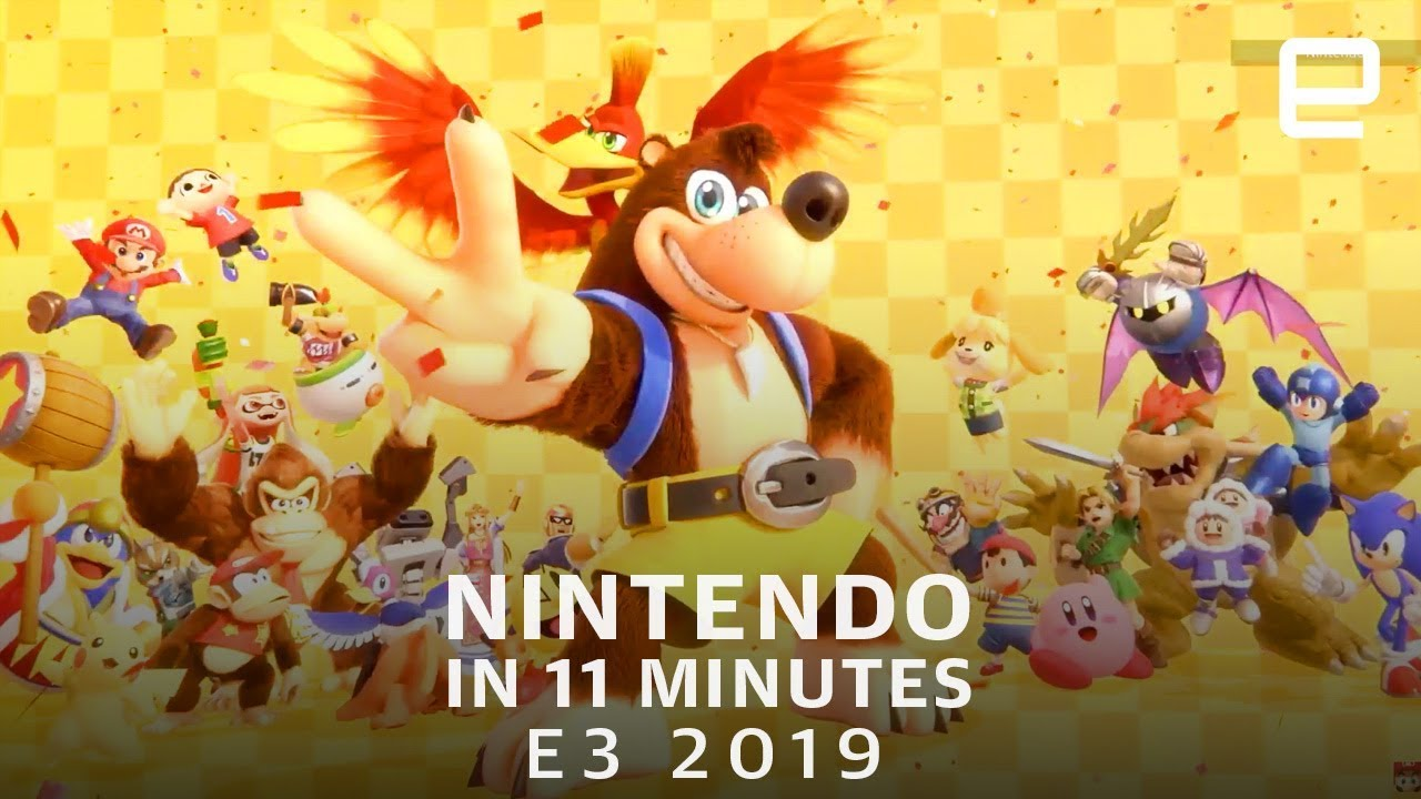 Photo of Nintendo at E3 2019 in 11 Minutes