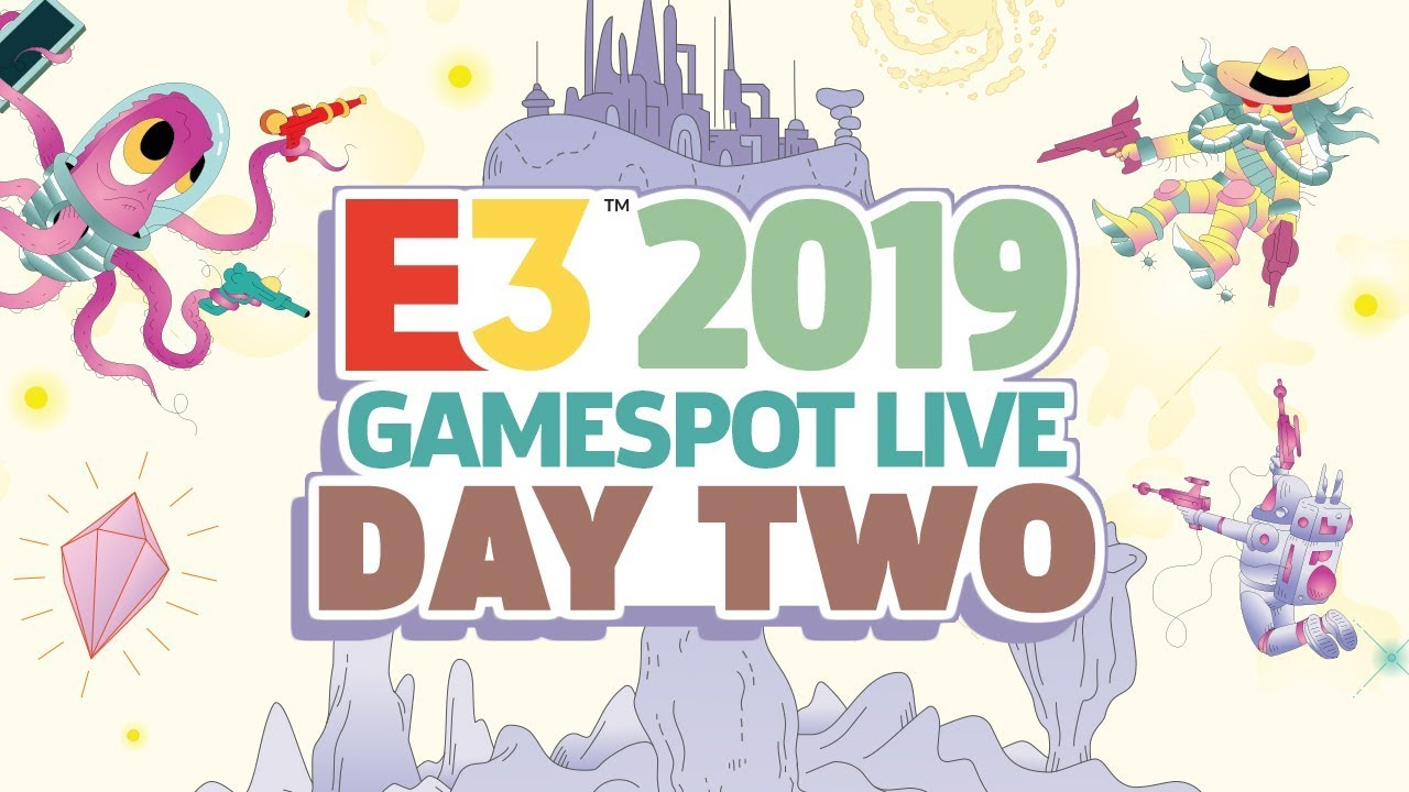 E3 2019 Exclusive Gameplay Demos, Interviews and Special Guests – GameSpot Stage Show Day 2