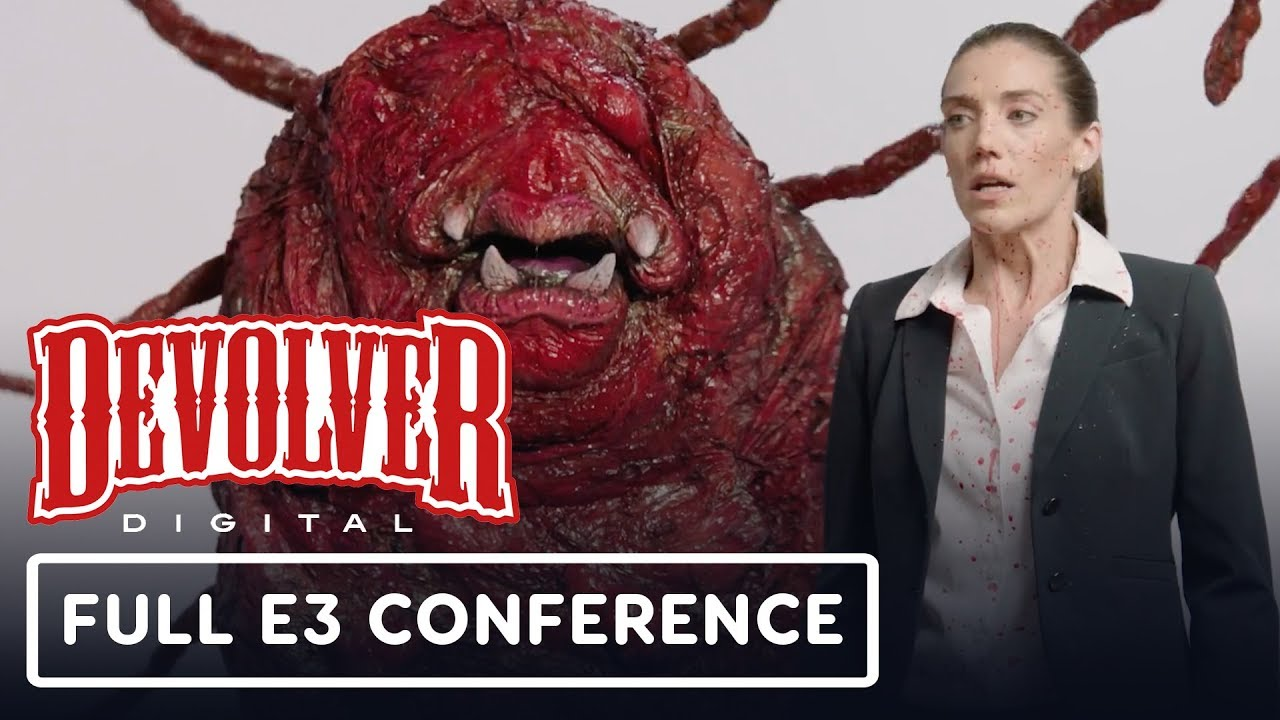 Photo of FULL Devolver Digital E3 2019 Press Conference