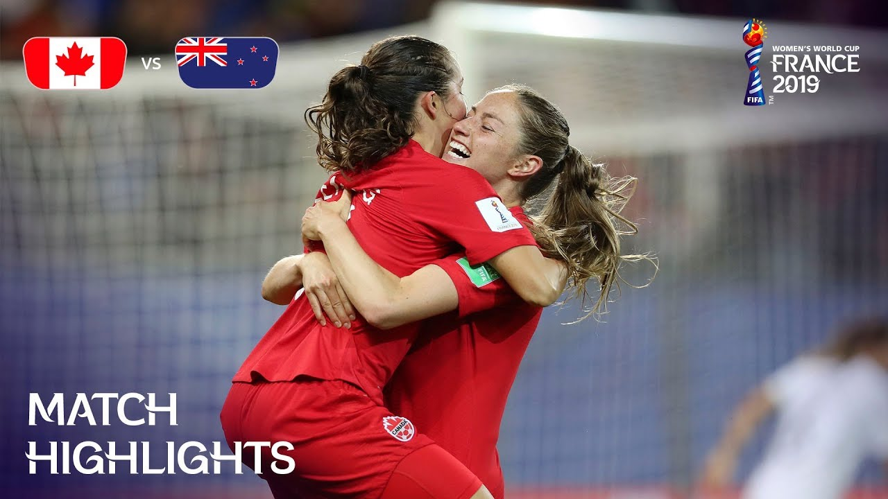 Photo of Canada v New Zealand – FIFA Women's World Cup France 2019™