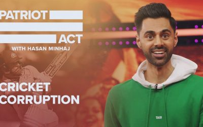 Cricket Corruption | Patriot Act with Hasan Minhaj | Netflix