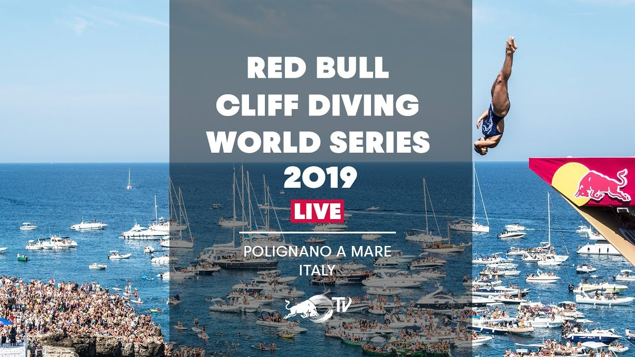 Photo of Red Bull Cliff Diving World Series 2019 REPLAY | Polignano a Mare, Italy