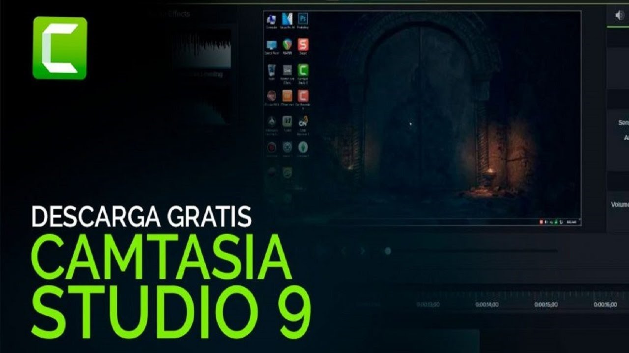 Photo of Camtasia Studio GRATIS !!!!!!
