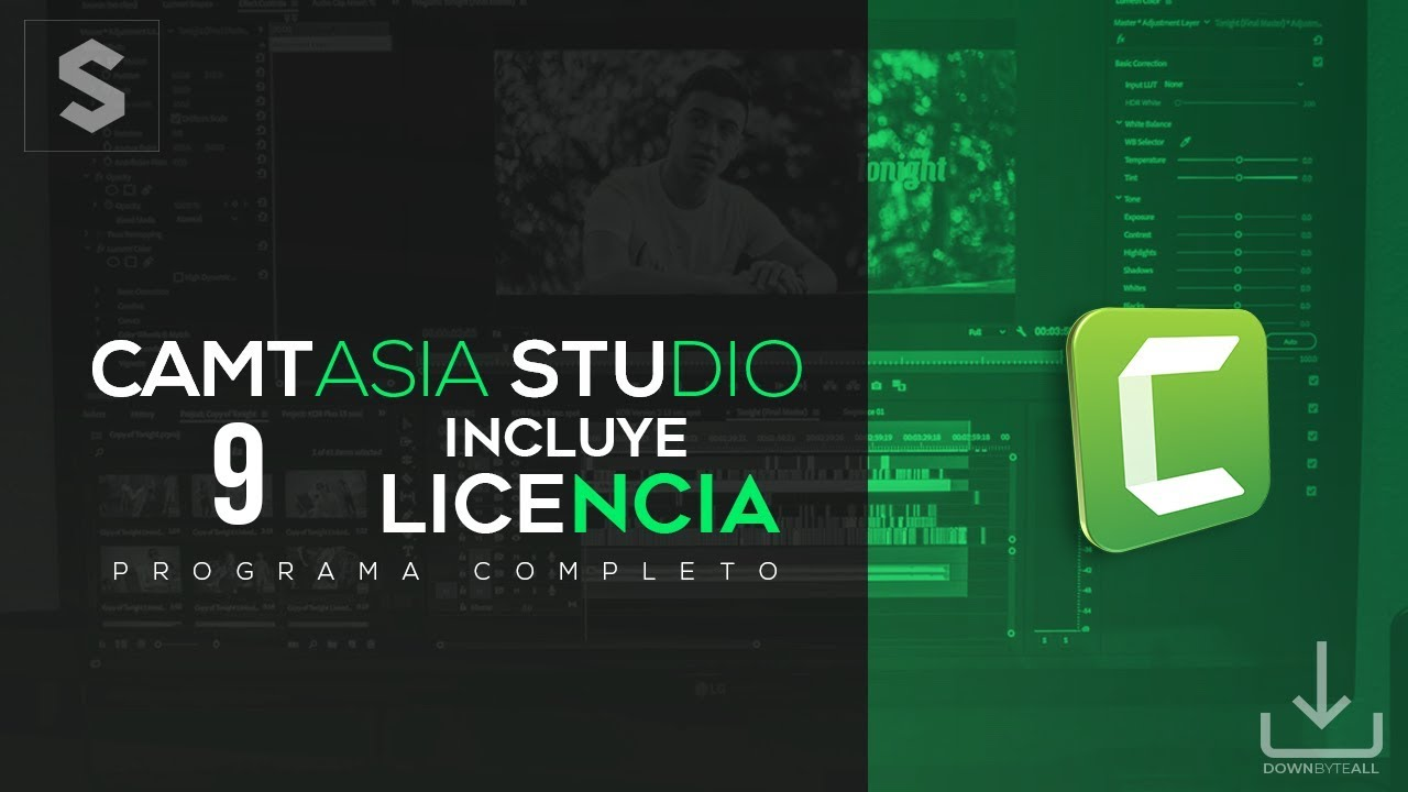 Photo of DESCARGAR E INSTALAR CAMTASIA STUDIO 9 /FULL EN ESPAÑOL/2019✅💯