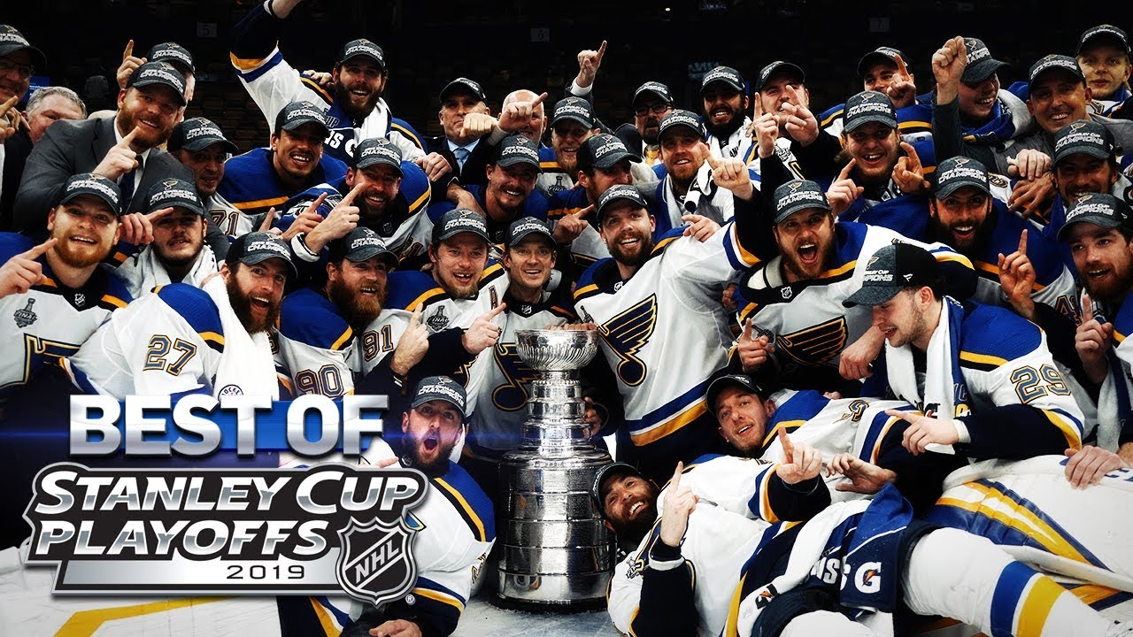 The best moments from the 2019 Stanley Cup Playoffs
