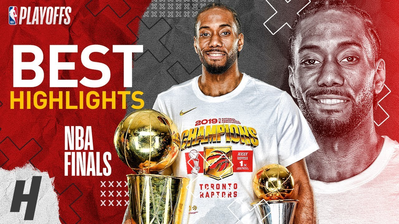 Photo of Kawhi Leonard Full MVP Series Highlights vs Warriors | 2019 NBA Finals