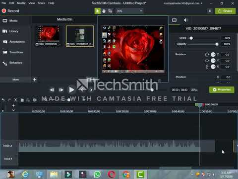 Photo of Full video about camtasia studio 9 # how to download it #how to use it