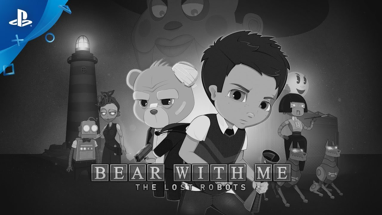 Photo of Bear With Me – E3  2019 Trailer | PS4