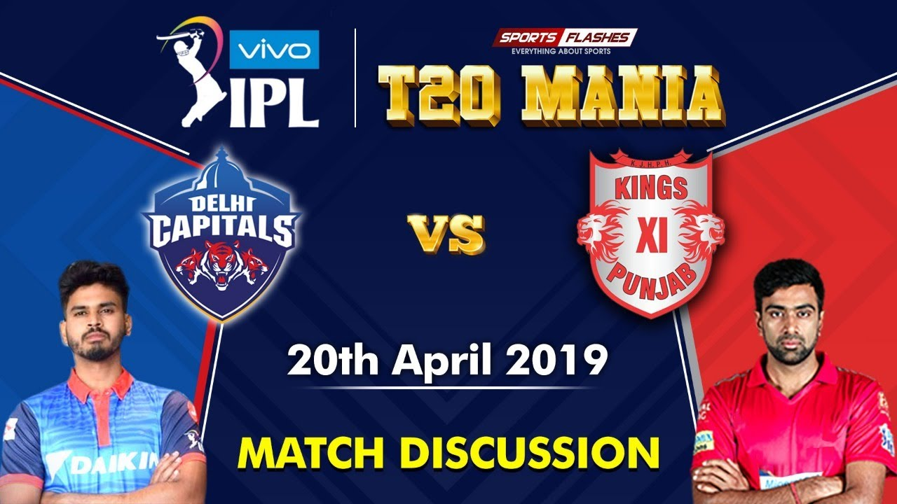 Photo of Delhi vs Punjab T20 | Live Scores and Analysis (English) | IPL 2019