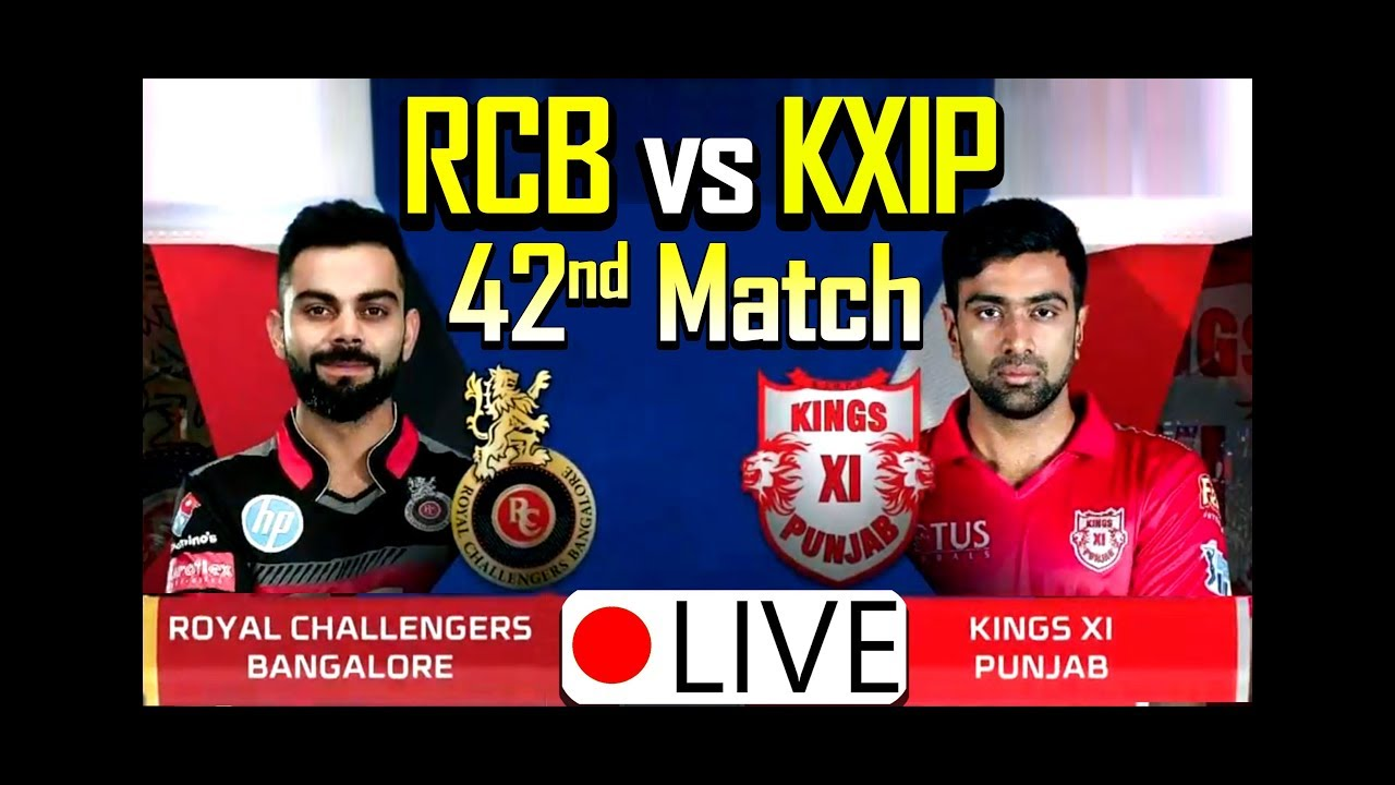 Photo of VIVO IPL 2019 RCB vs KXIP Live | Live Cricket Score | Dream 11 | Hotstar