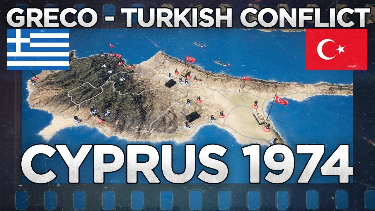Photo of Cyprus Crisis 1974 – COLD WAR DOCUMENTARY