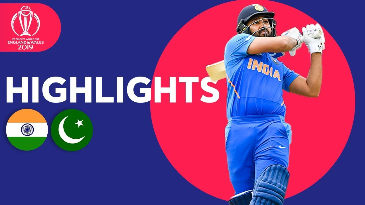 Photo of India v Pakistan – Match Highlights | ICC Cricket World Cup 2019
