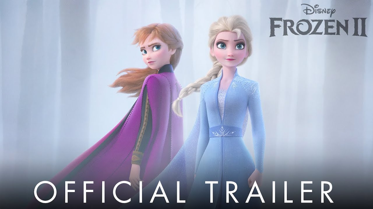 Photo of Frozen 2 Official Trailer