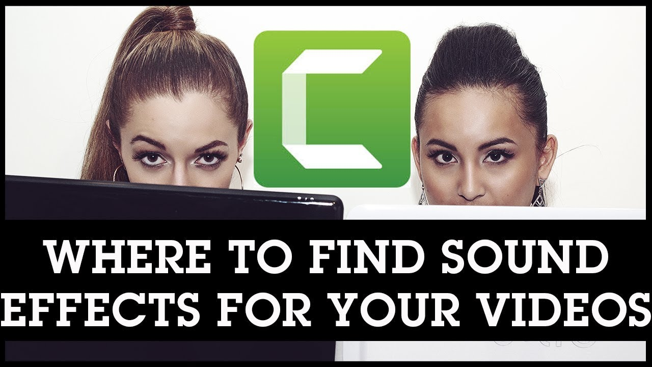 Camtasia Where to Find Sound Effects for Your Videos 🔊🔊🔊