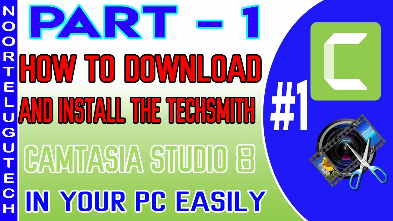 Photo of How To Download And Install The Camtasia Studio 8 In Your PC Easily II Explained In Telugu