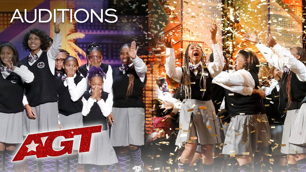 Photo of Golden Buzzer! Detroit Youth Choir Can't Hold Back The Tears – America's Got Talent 2019