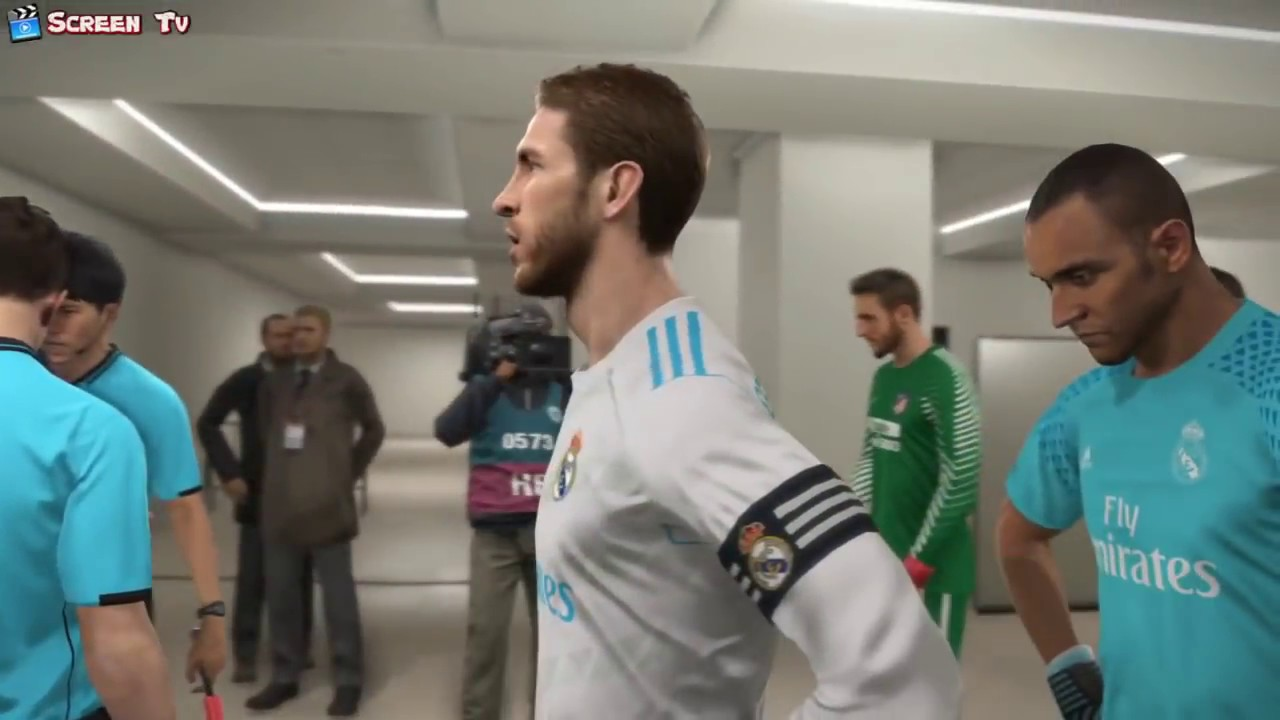 Photo of PES 2018 – Real Madrid City Vs Atletico Madrid – PS4 HD Gameplay
