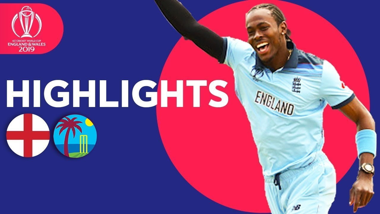 Photo of Root & Archer On Song | England vs West Indies – Match Highlights | ICC Cricket World Cup 2019