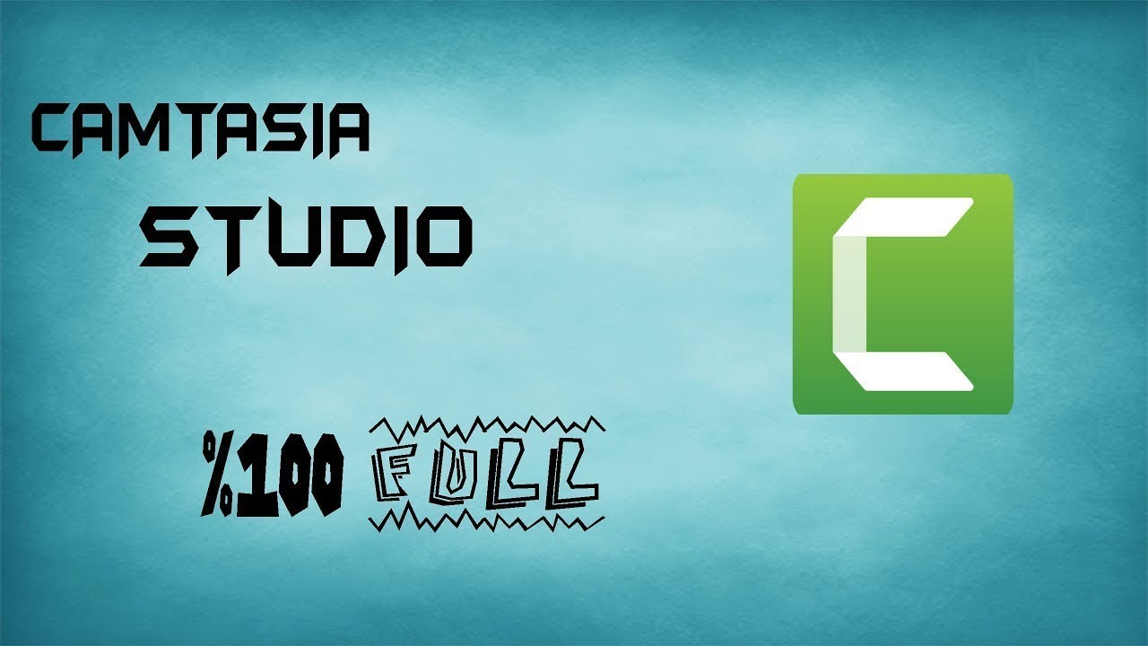 Photo of Camtasia Studio 9 Full Yapma (2019)