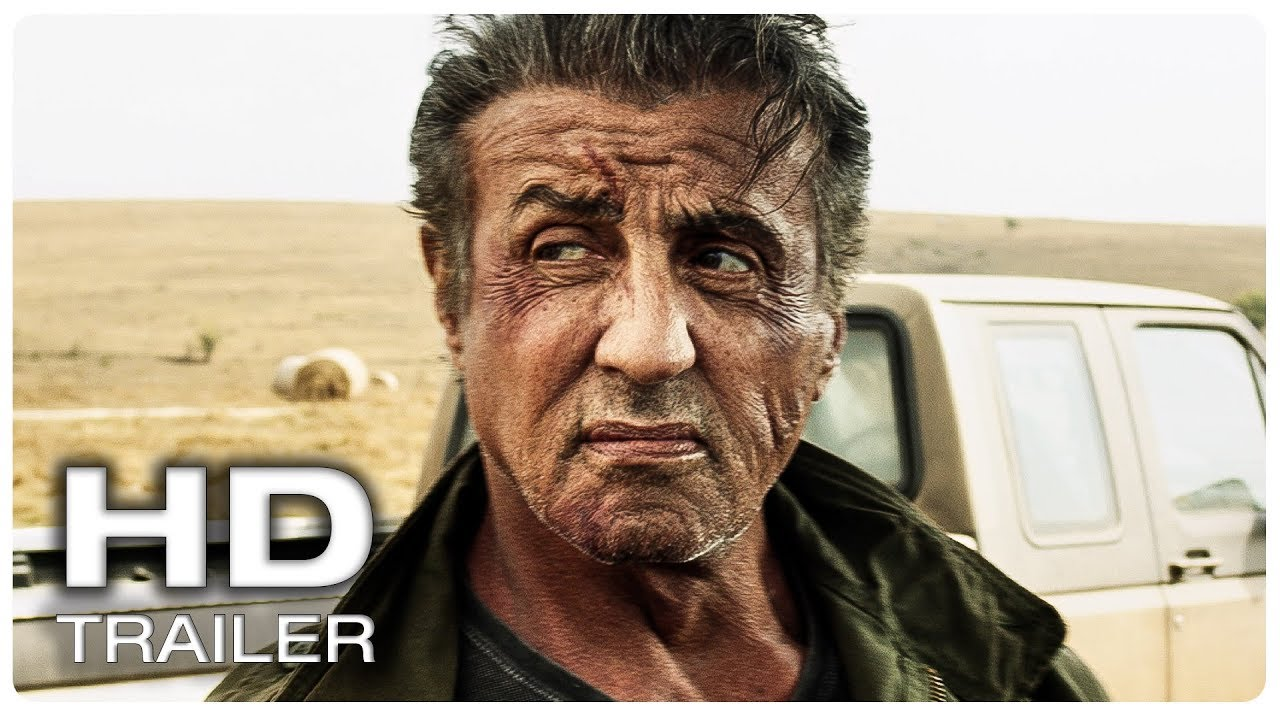 Photo of RAMBO 5 LAST BLOOD Trailer #1 Official (NEW 2019) Sylvester Stallone Action Movie HD