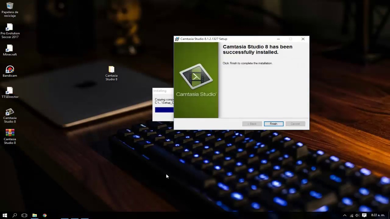 Photo of Descargar Camtasia Studio 8 Full en Español 2019