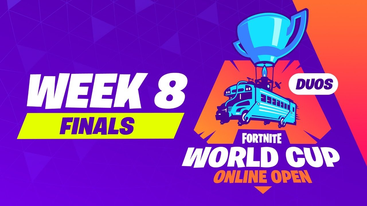 Photo of Fortnite World Cup – Week 8 Finals