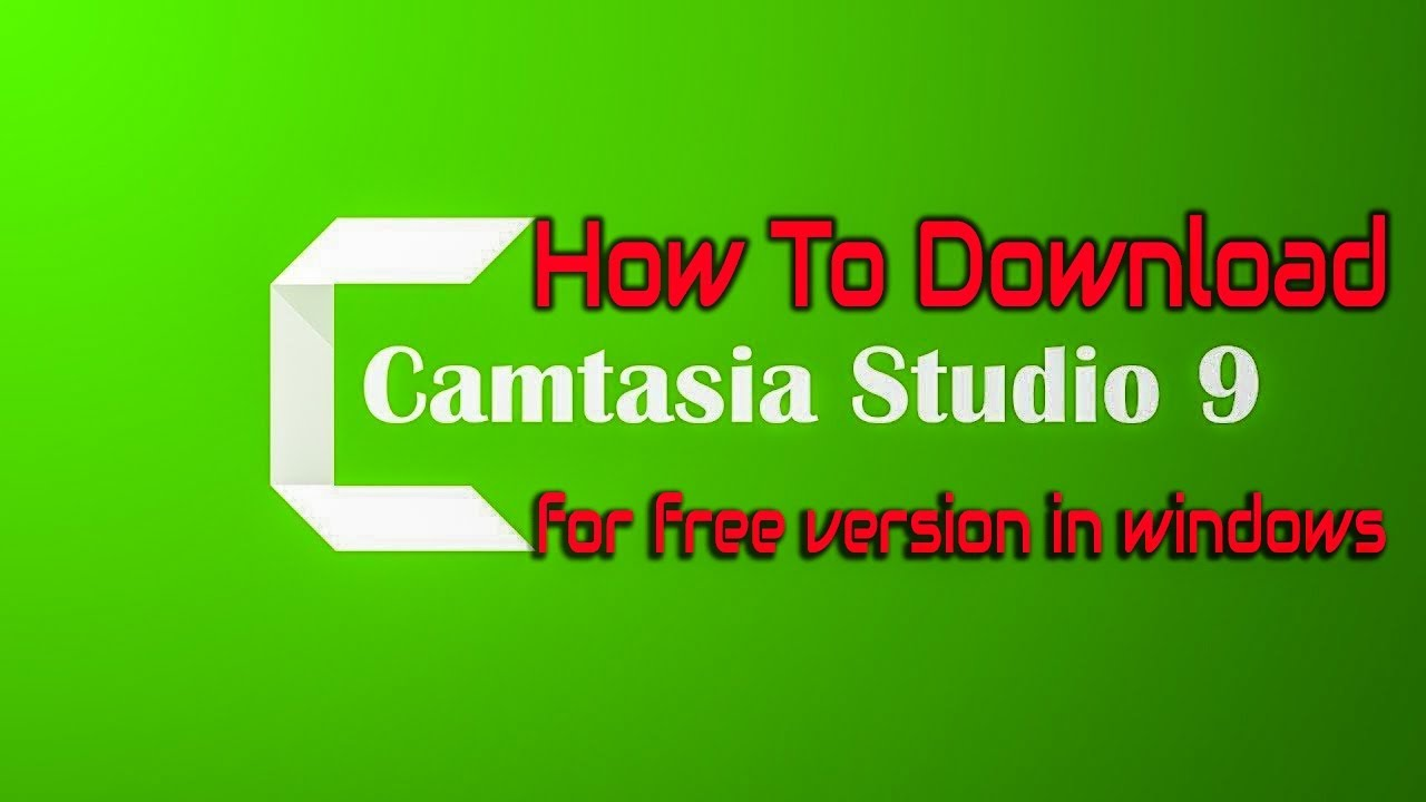 Photo of How To Download Camtasia studio 9 for free version in windows 10 2019