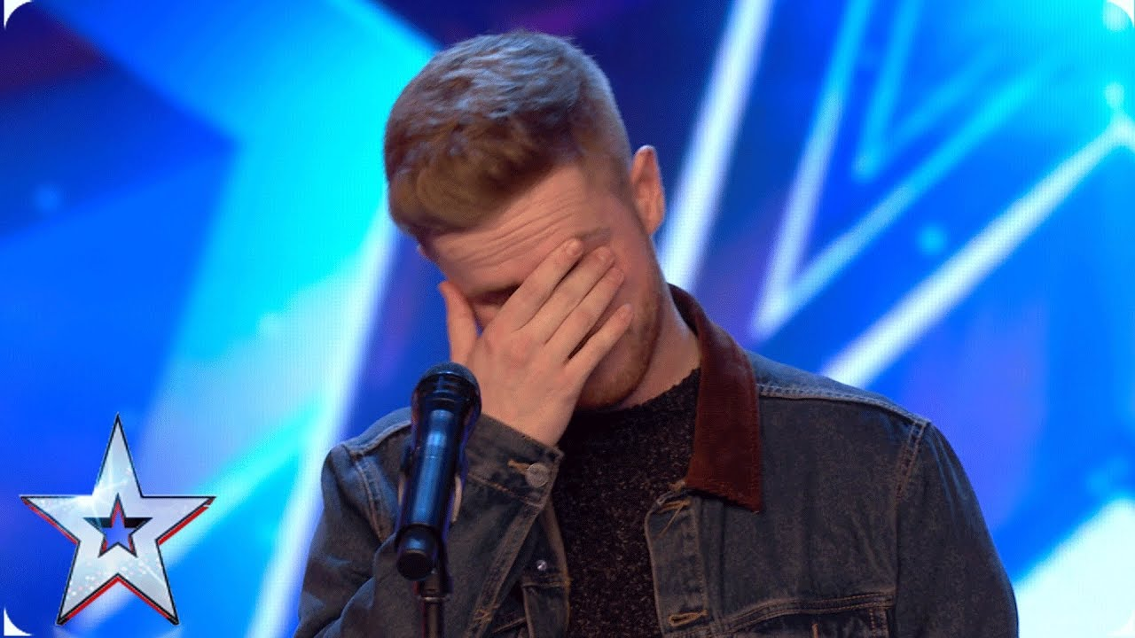 Photo of Mark's emotional tribute to brother leaves audience in tears | Auditions | BGT 2019
