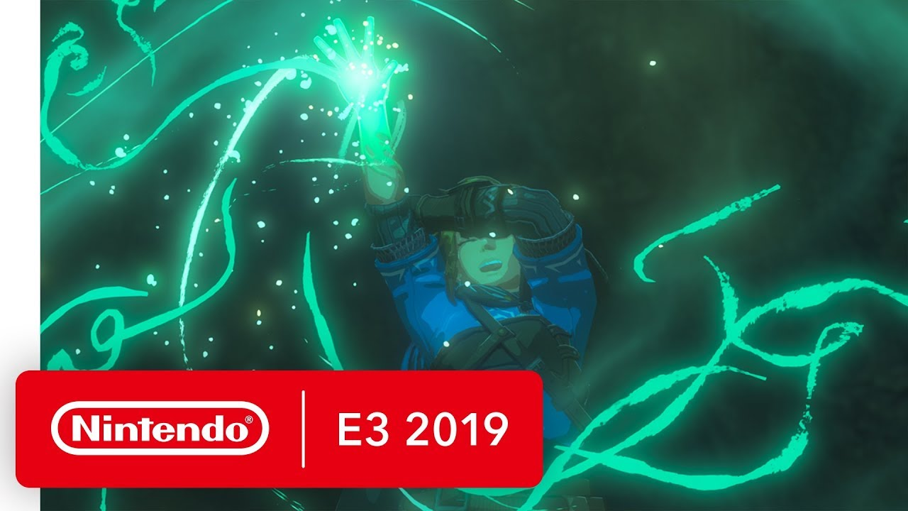 Photo of Sequel to The Legend of Zelda: Breath of the Wild – First Look Trailer – Nintendo E3 2019