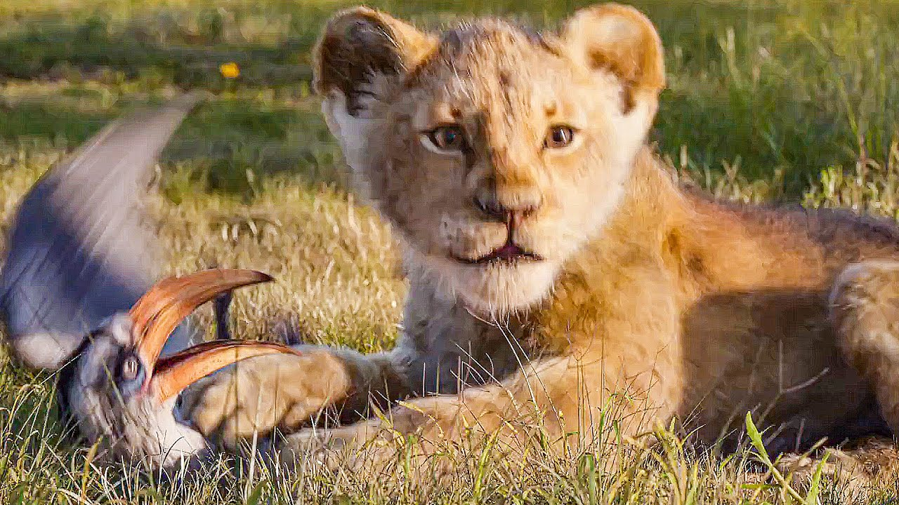 Photo of THE LION KING – 6 Minutes Clips + Trailers (2019)