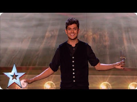 Photo of Ben Hart proves there's magic in EVERYTHING   Semi-Finals   BGT 2019