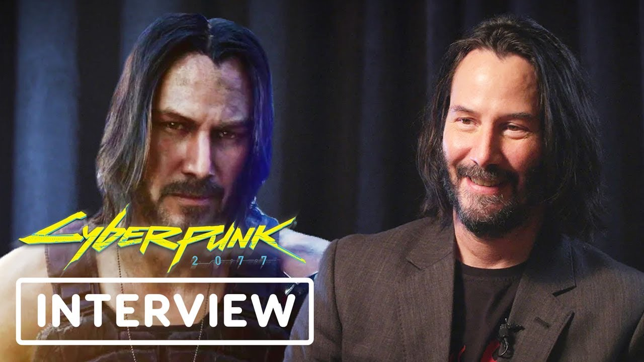 Photo of Keanu Reeves Talks About What's Cool in Cyberpunk 2077 – E3 2019
