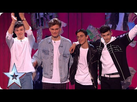 Photo of 4MG shock Judges with Semi Final surprise | Semi-Finals | BGT 2019