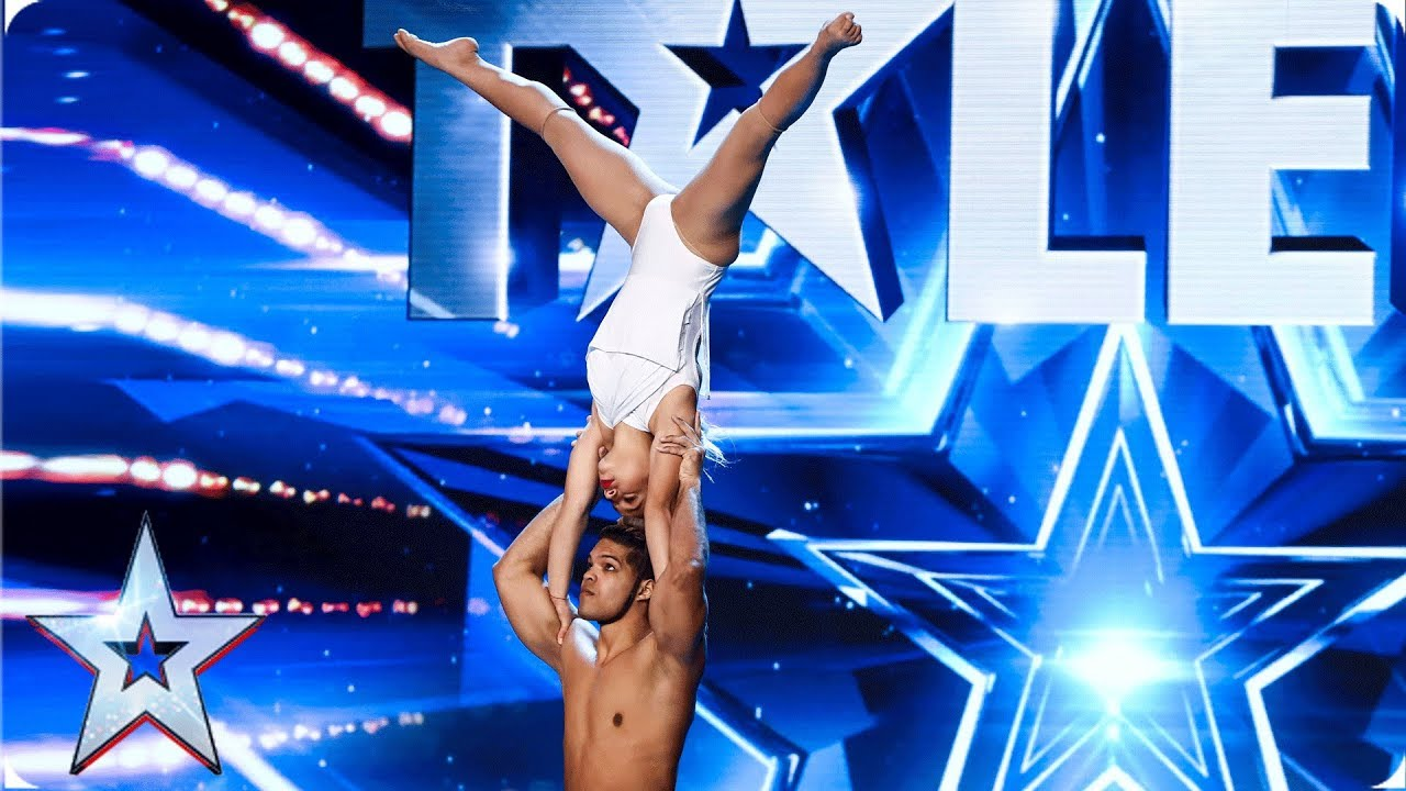 Photo of Dust in the Wind stun with beautiful acrobatics | Auditions | BGT 2019