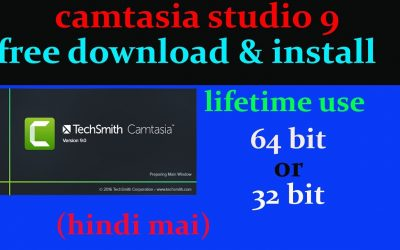 how to download camtasia studio 9 download & install free lifetime