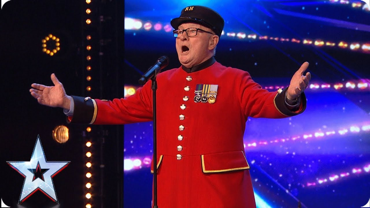 Photo of War veteran Colin's touching tribute to late wife | Auditions | BGT 2019