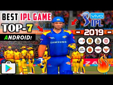 Photo of New! Top-7 Best Ipl 2019 Cricket Games For Android | HD Realstic Graphics मजा आ गया। Hindi