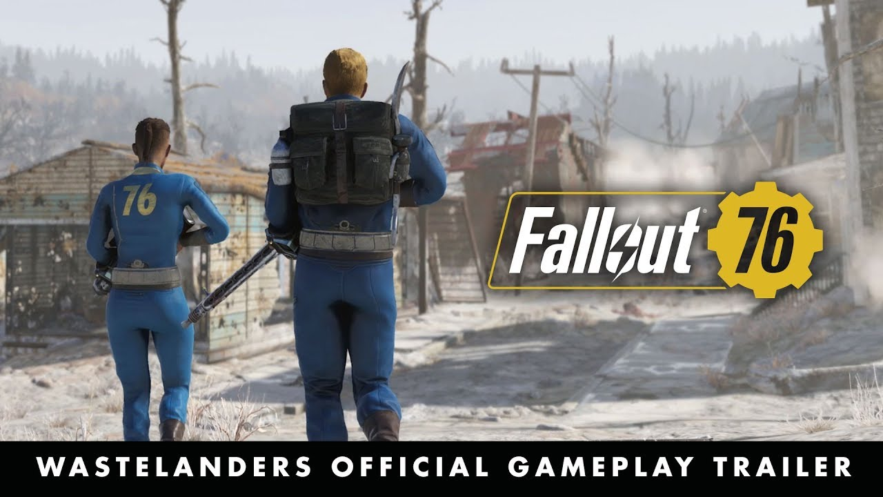 Photo of Fallout 76 – Official E3 2019 Wastelanders Gameplay Trailer