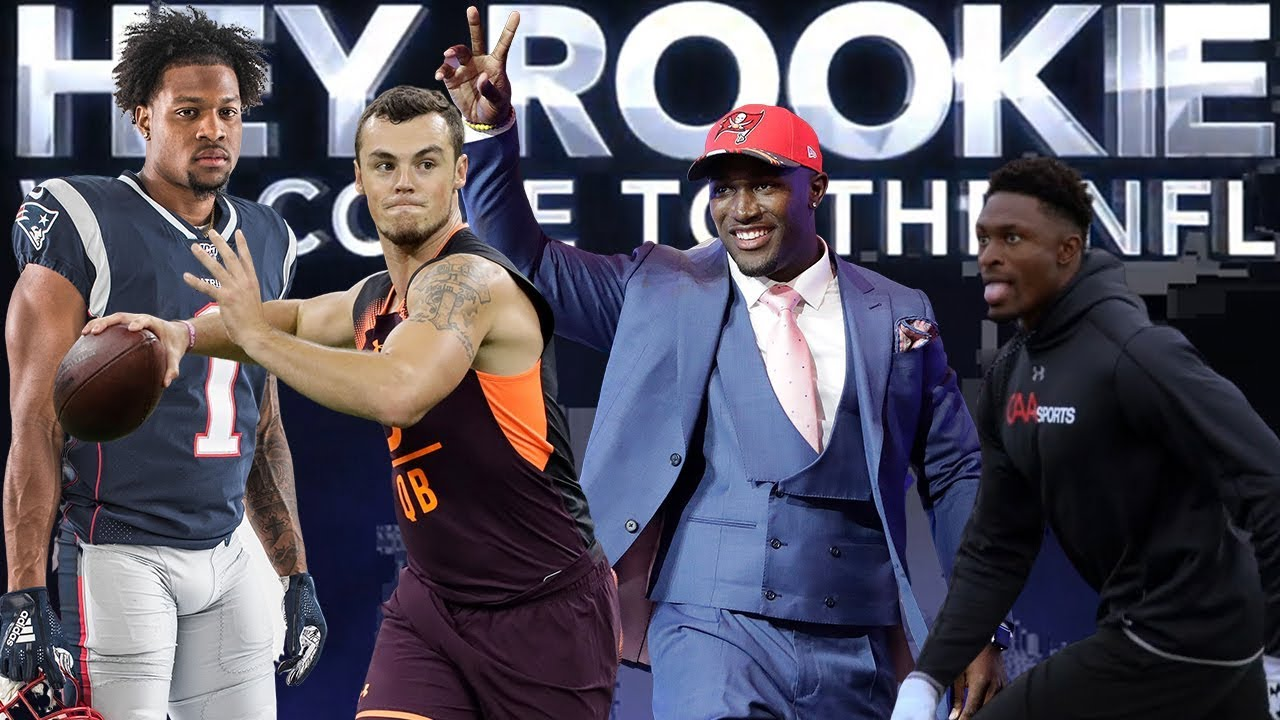 Photo of D.K. Metcalf, N'Keal Harry, & 2019 Rookies Journey from Combine Prep to the NFL Draft | Hey Rookie