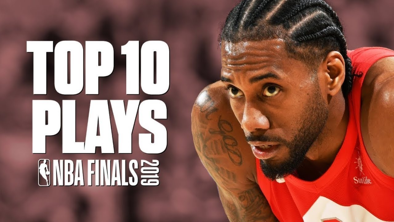 Photo of Top 10 plays of the 2019 NBA Finals | Raptors vs. Warriors Highlights