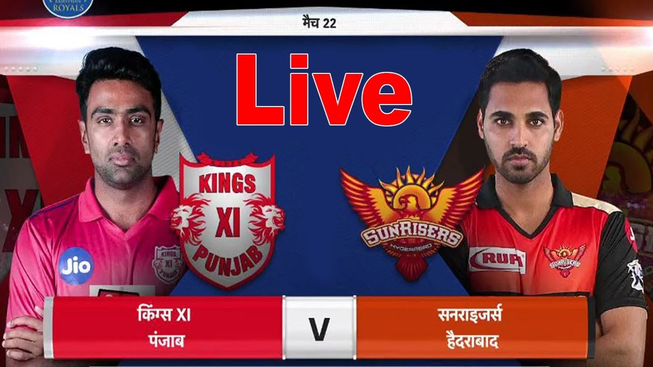 Photo of LIVE IPL 2019: KXIP vs SRH 22th Match Live Score | Kings XI Punjab vs Sunrisers Hyderabad Live