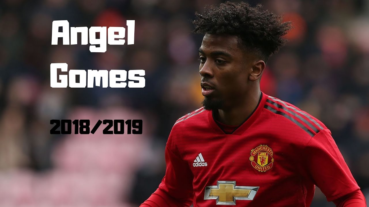 Photo of Angel Gomes – Season Highlights – 2018/2019
