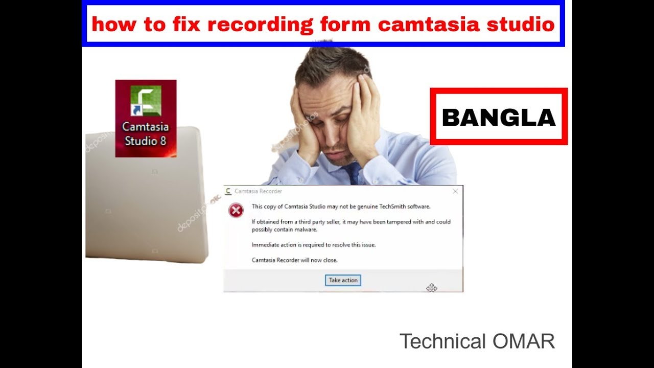 Photo of how to fix recording from camtasia studio with bangla 2019