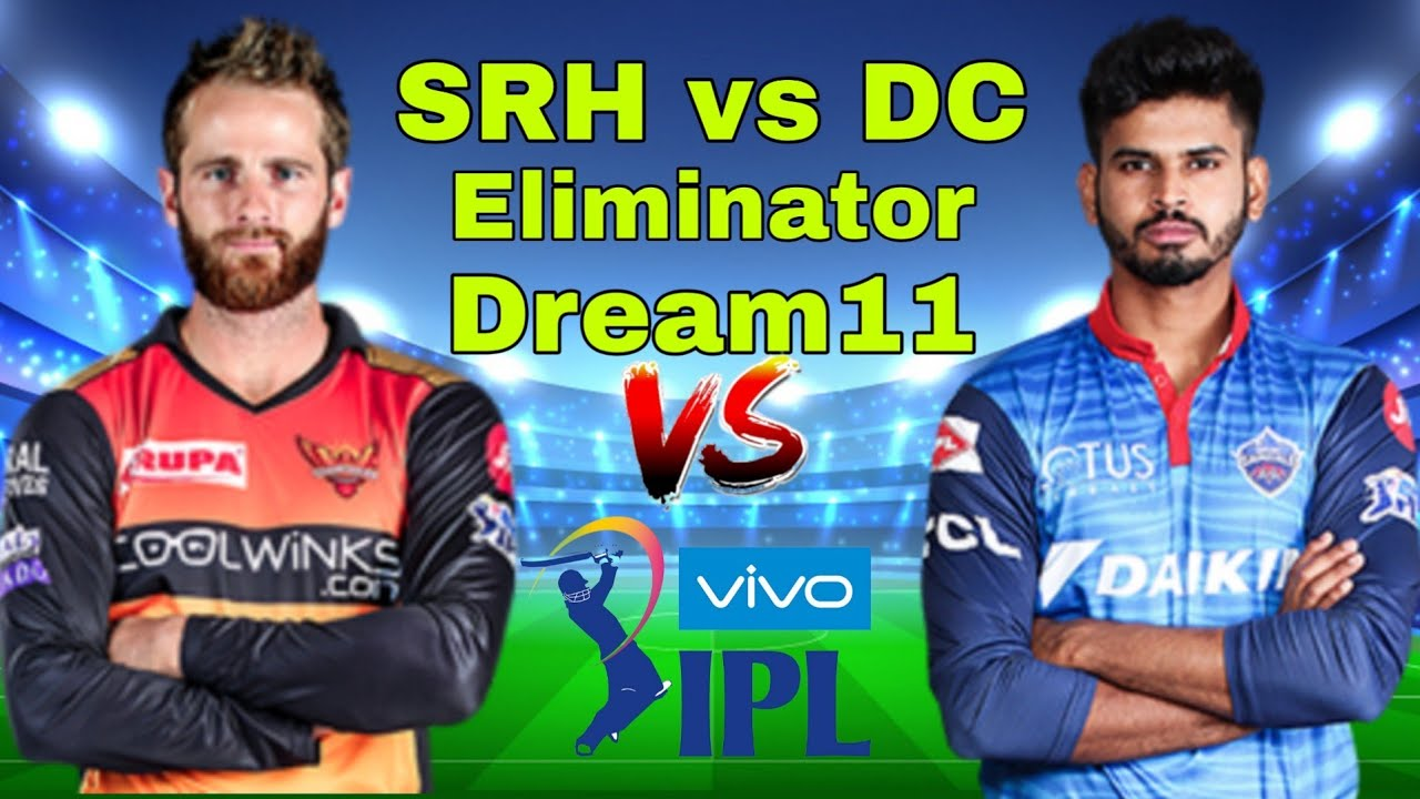 Photo of SRH vs DC Dream11 Team IPL 2019 Eliminator | DC vs SRH Dream11 Sunriser Hyderabad vs Delhi Capitals