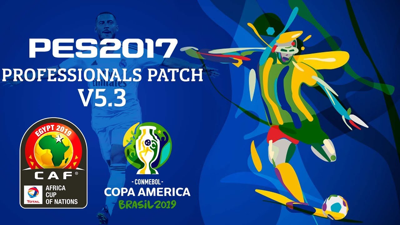 Photo of تحميل باتش بيس2017 PES 2017 Professionals Patch V5.3 Africa Cup اقوى اضافة لأمم افريقيا