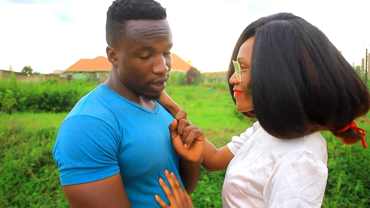 Photo of Girl with Man in bush: Watch first African Comedy
